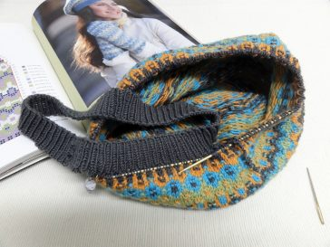 WIP – Repairing my Baltic hat