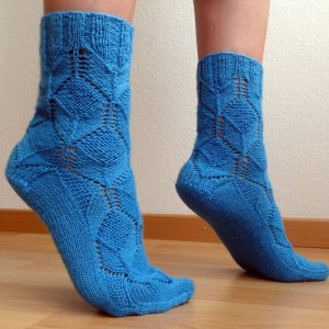 FO – cubist socks