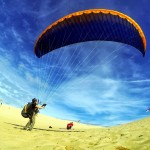 Dune du Pyla – a paragliding trip to a sandpit