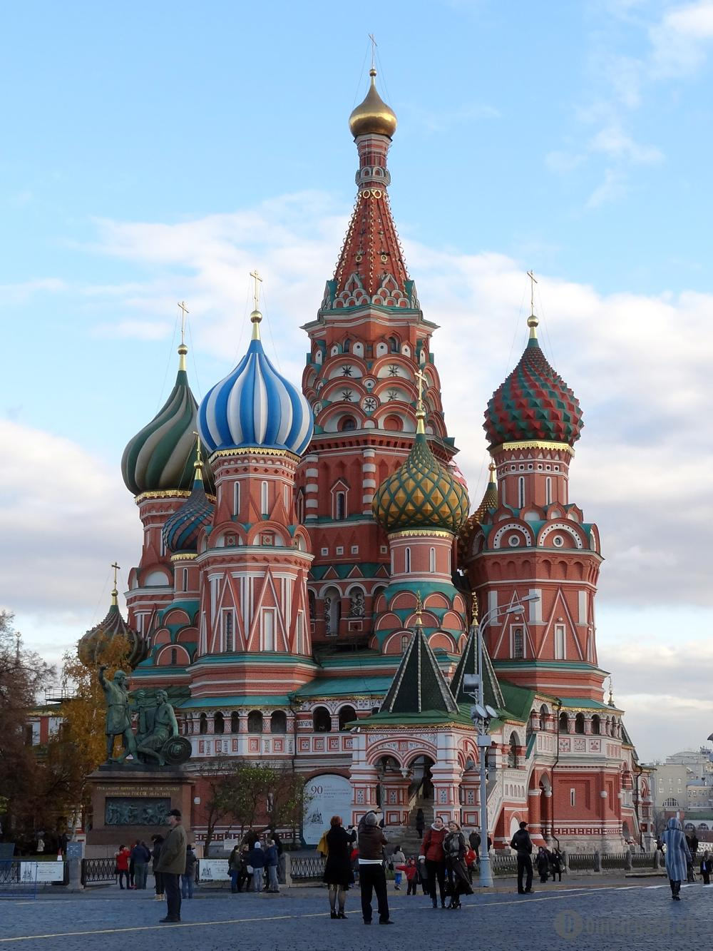 moscow-onion domes