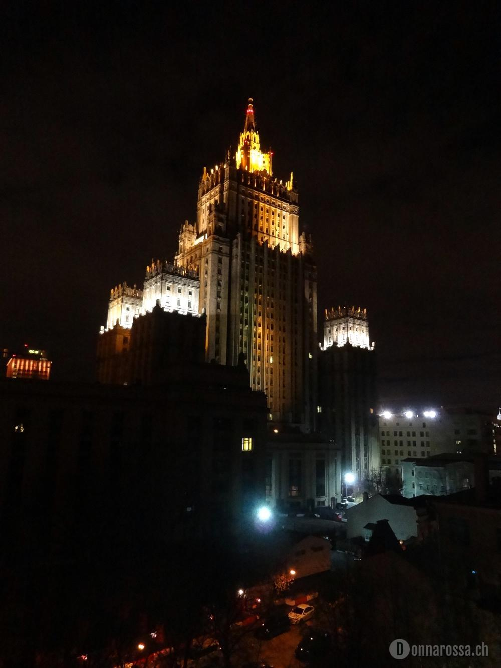 moscow-seven sisters