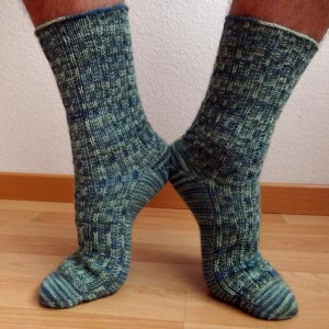 FO – 'Gamekeeper at the pond' socks