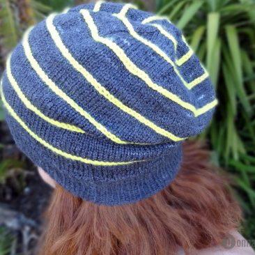 saldanha hat slouchy large