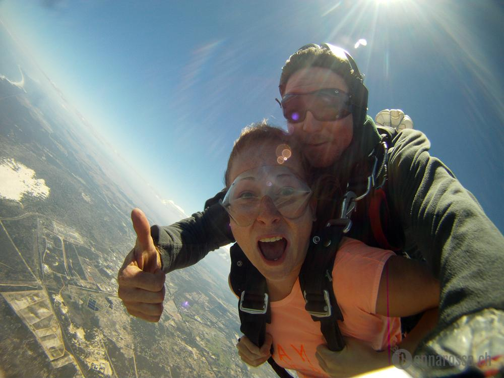skydive - so cool