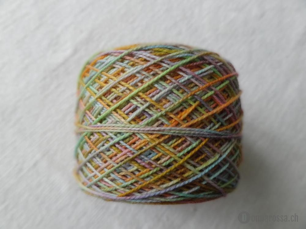 Collister cowl - yarn