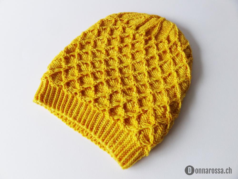 Honey hat - total