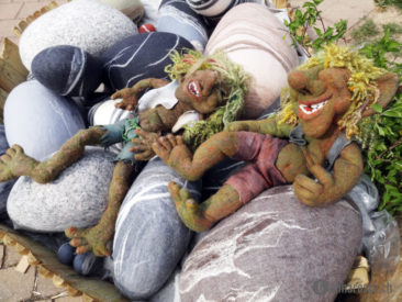 Backnang Wollfestival 2014_felted friends
