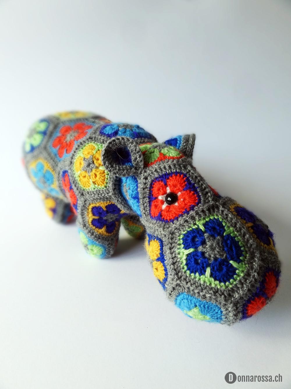 Happy Hippo - say hi