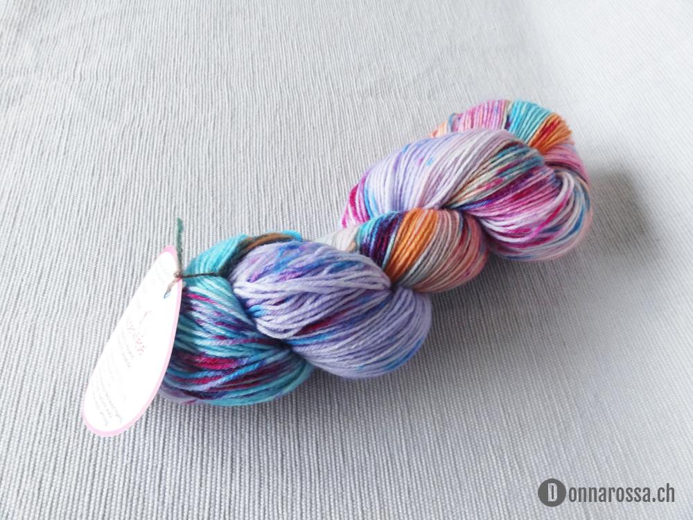 Candy socks - yarn
