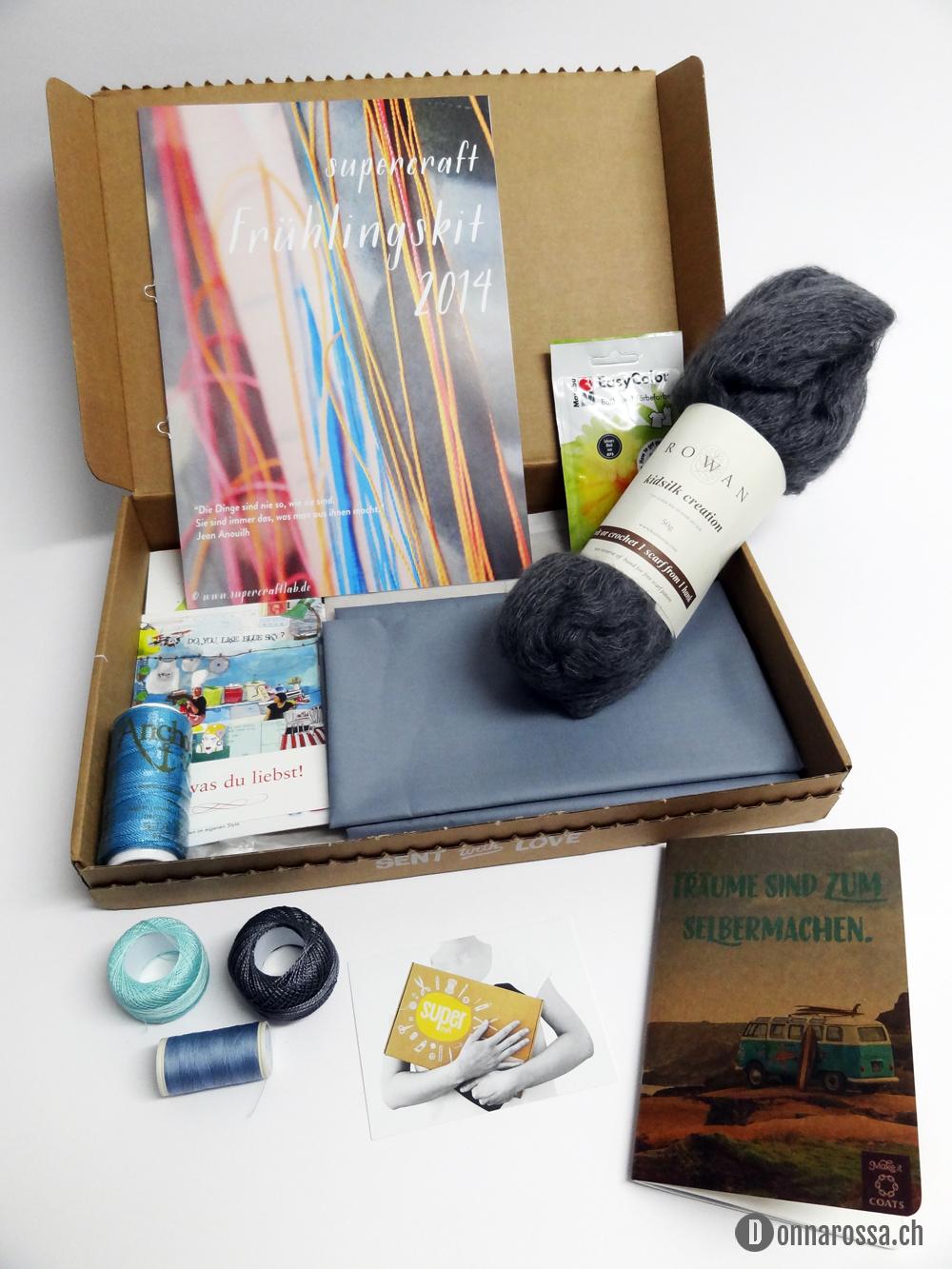 supercraft spring kit 2014