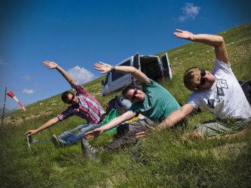 pyrenees yoga castejon de sos