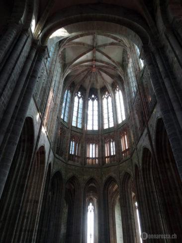 le mont saint michel church