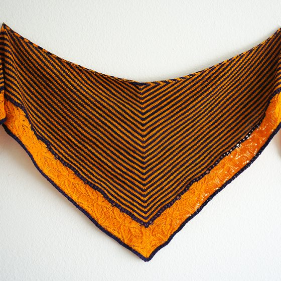 FLICKFLAUDER shawl