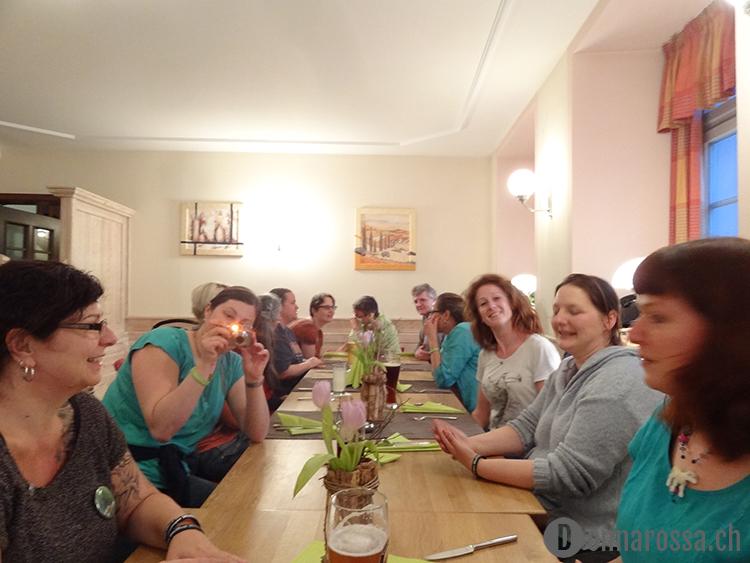 backnang 2015 - friday dinner