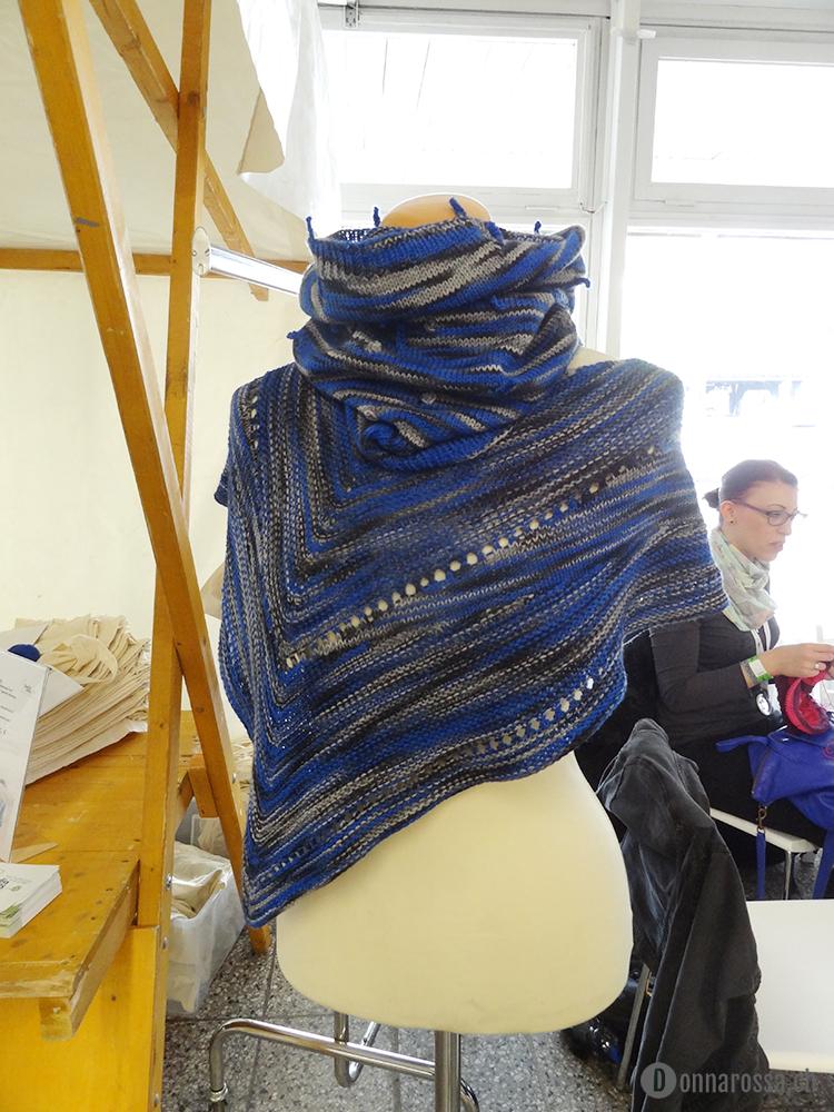 berlin knits 2015 - shawl thunderstorms veraa valimaki