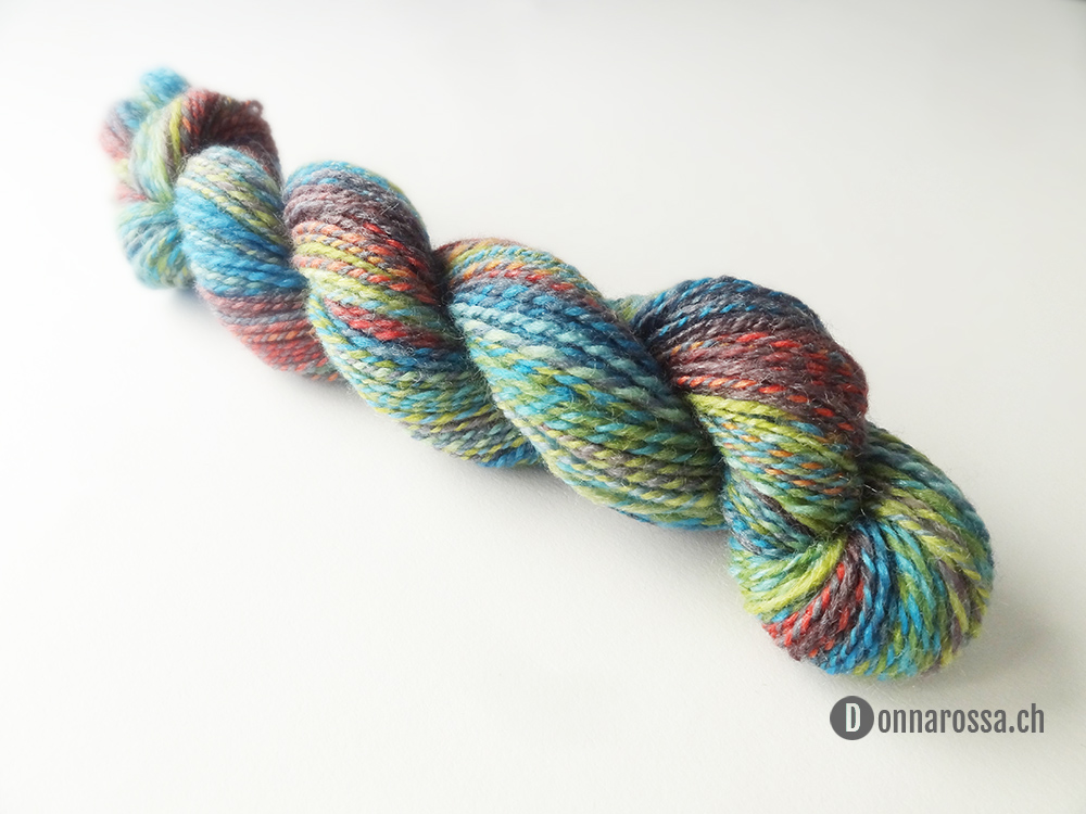 Garden shadow small skein