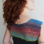 FO – Knitted Yoke Top