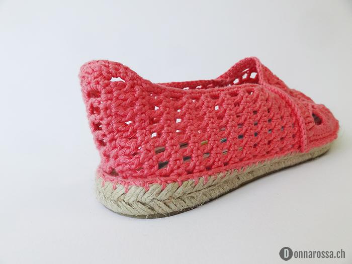 espadrilles - heel