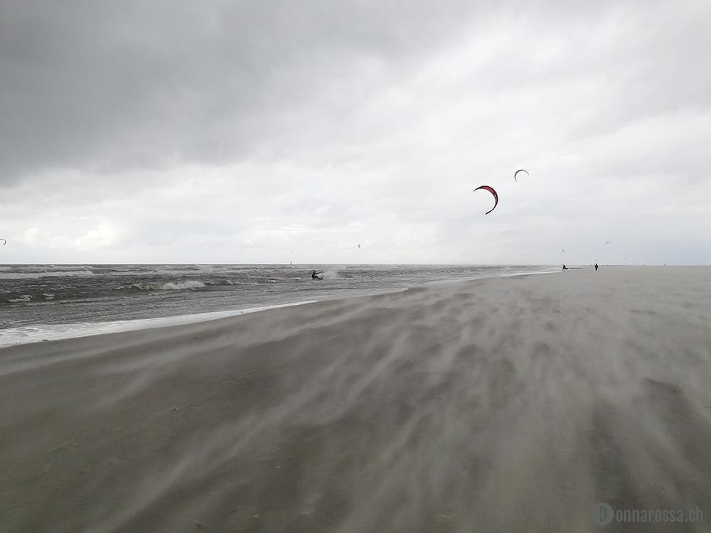 roadtrip sankt peter ording kitesurf beach