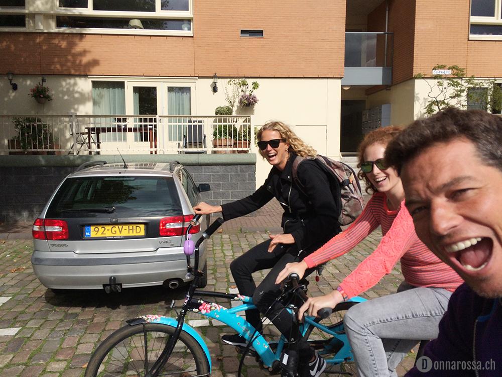 roadtrip netherland amsterdam tour guide bike ride