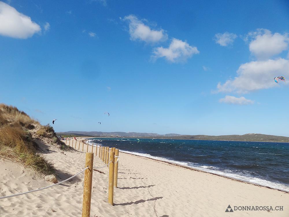 roadtrip sardinia - porto pollo kitesurf italy
