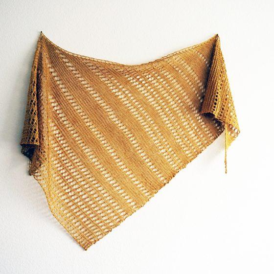 LANGEBAAN shawl