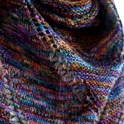 FO – Fifth Avenue shawl