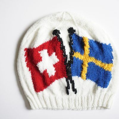 My first custom order: a hat for the Swiss federal councilor