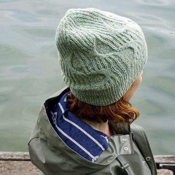Stradbally hat pattern mütze strickanleitung