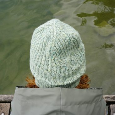 Stradbally hat pattern crown mütze strickanleitung krone