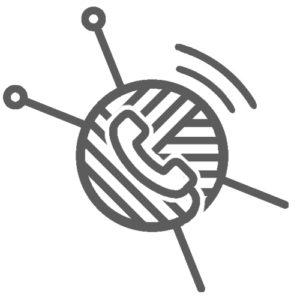 stricken notfall hotline knitting donnarossa