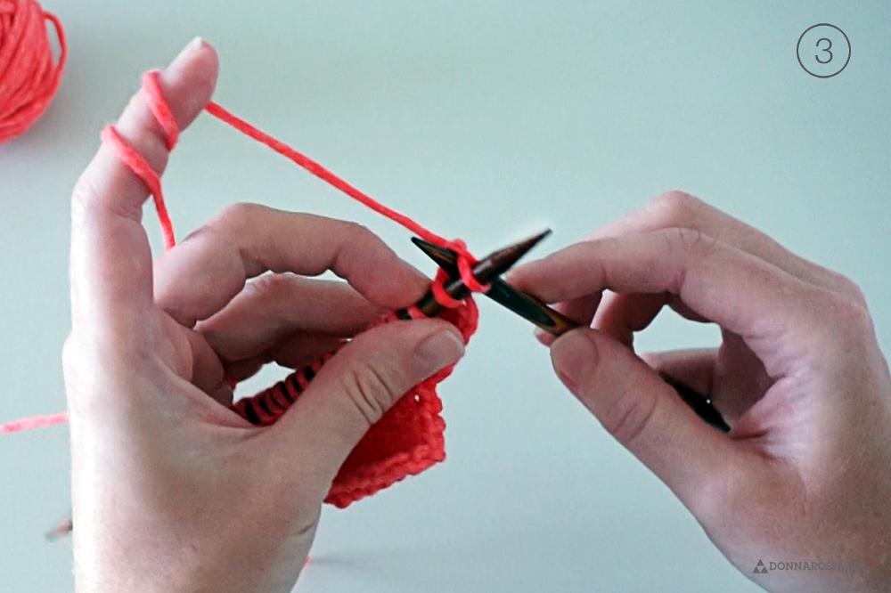 how cabled cast on wie maschen aufstricken donnarossa schritt step 3
