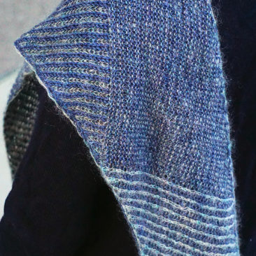 Scarborough shawl clue 2
