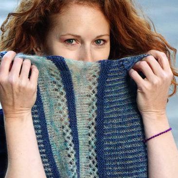 scarborough shawl face hidden