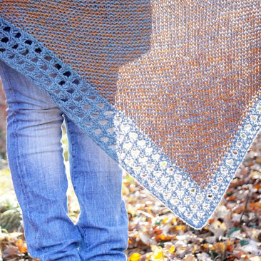 pizol shawl donnarossa knitting pattern light shines through