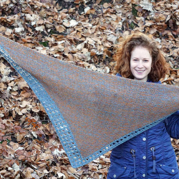 Pizol shawl donnarossa knitting pattern total
