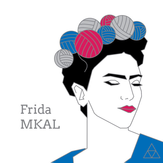 Frida Mystery Knitalong donnarossa knitting pattern