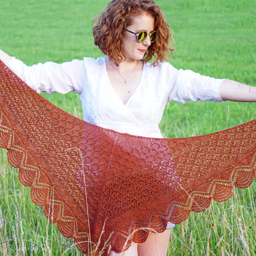 mehndi shawl knitting pattern total donnarossa