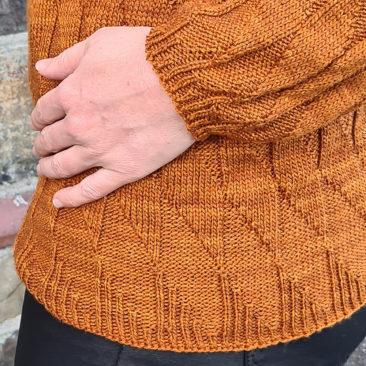 Equiliber detail knitting pattern donnarossa